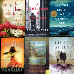 BEST SELLING HISTORICAL FICTION BOOKS