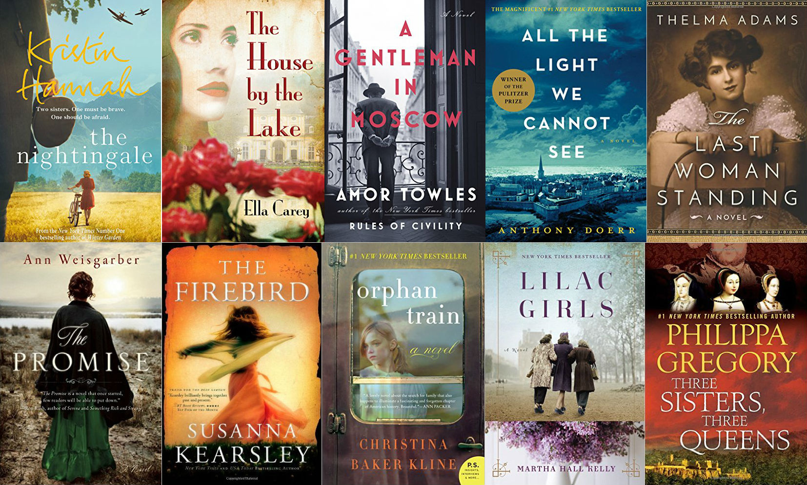 25 Best Selling Historical Fiction Books You Need To Read