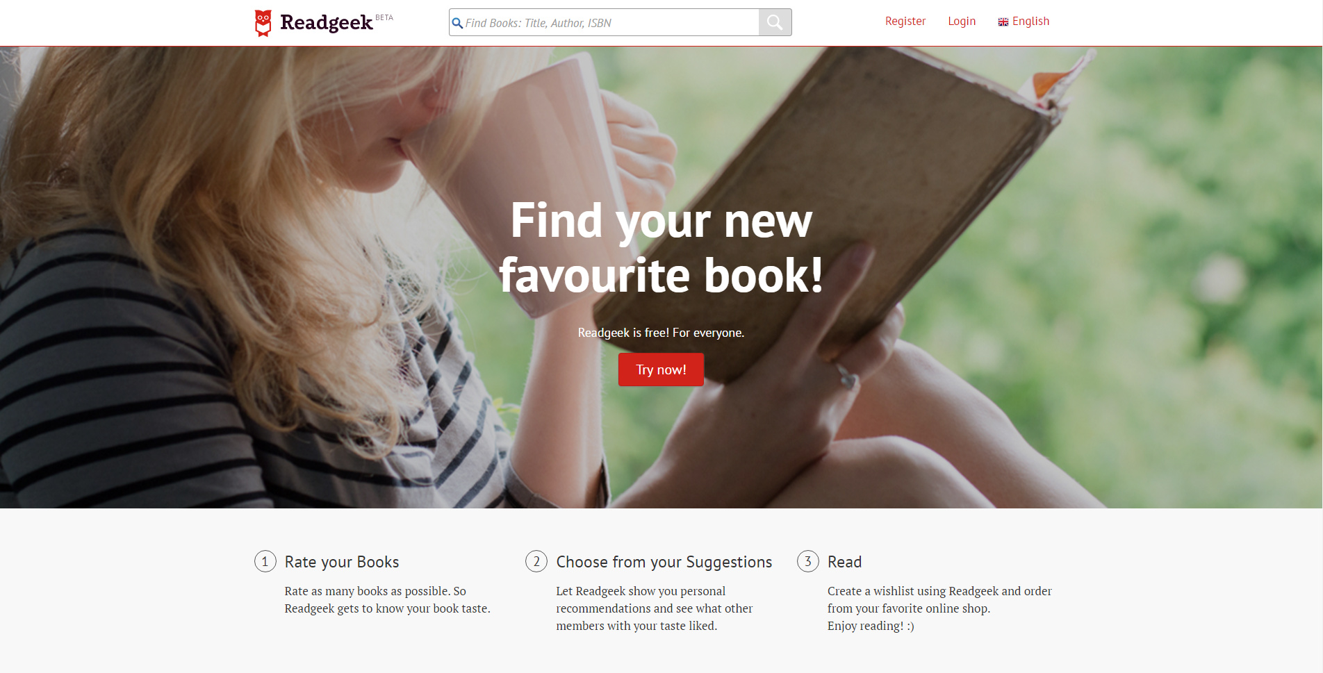 28 Websites to Help You Find Your Next Great Read - This is Writing