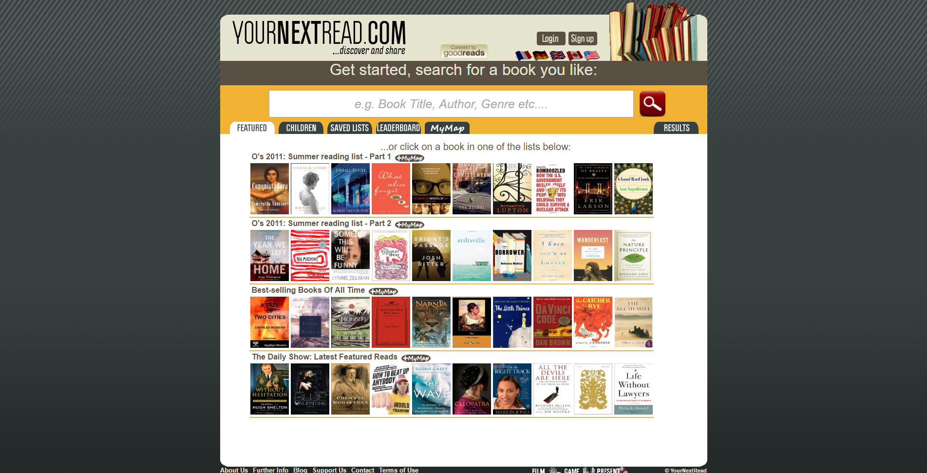 28 Websites to Help You Find Your Next Great Read - This is