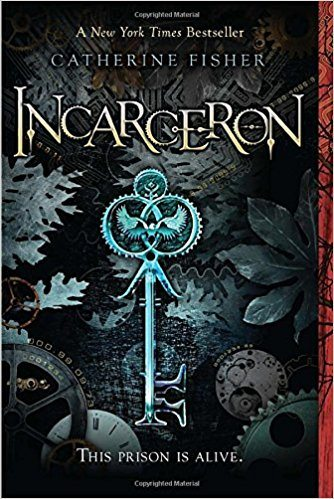 Best Steampunk Books | Incarceron by Catherine Fisher