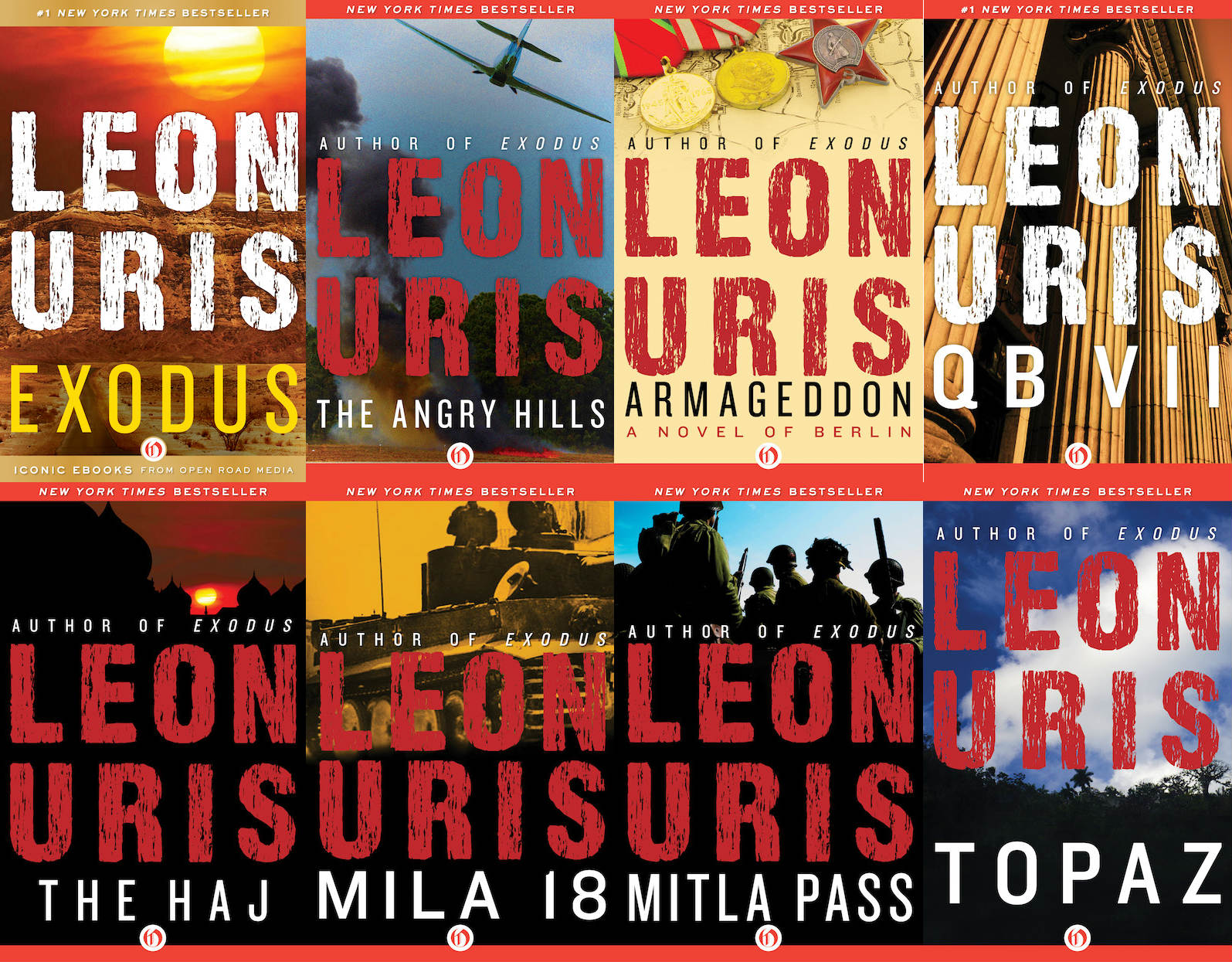 a review of the uris novel exodus Scholarly review published by h-net reviews exploring the influence of uris's exodus few novels have ever wielded the sociopolitical influence of leon uris's exodus, about the founding of israelpublished in 1958, the book became an international bestseller and was translated into over fifty languages.
