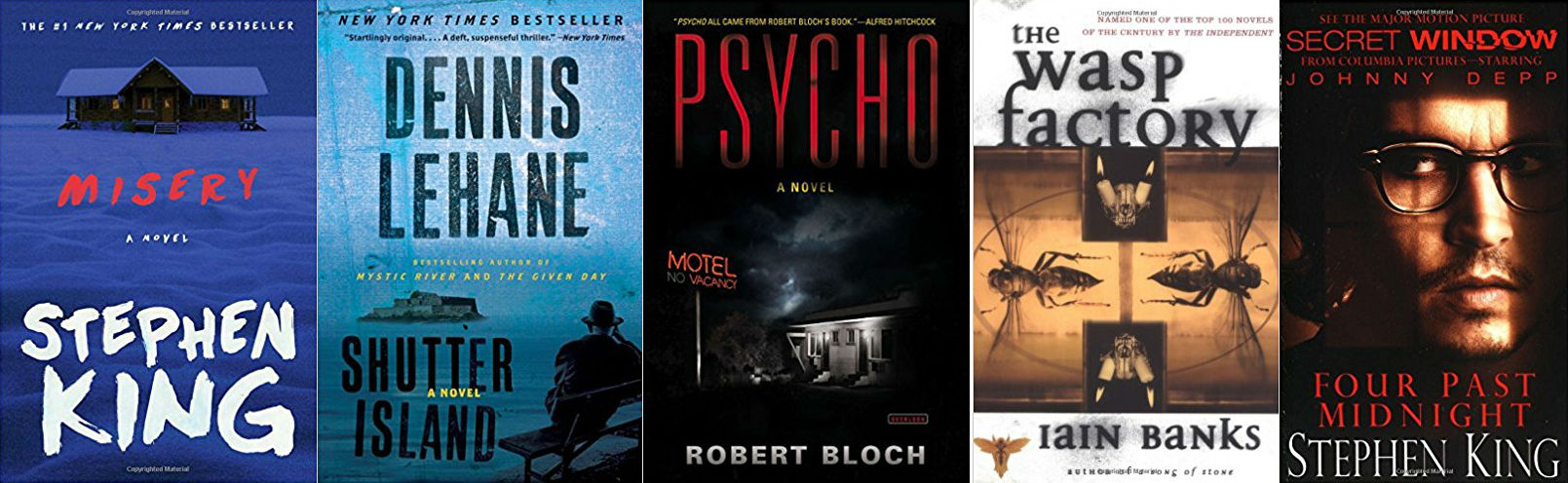 Psychological Thriller Books Archives - This is Writing